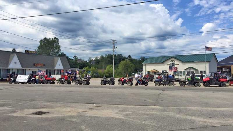 Maine Veterans Project Ride For A Reason